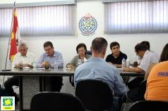 Reunião mensal da Diretoria Executiva - Fevereiro