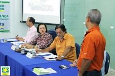 reunião da diretoria e associados da #ACIESV