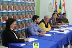 Reunião mensal do Conselho de Segurança (1ºConseg)