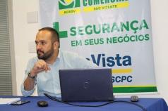 Boa Vista Serviços realiza uma apresentação na ACIESV