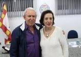 Regina do Carmo e Alcides Antonelli  são reeleitos