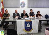 Reunião do 1º Conseg de hoje (9) recebe a delegada da Delegacia da Mulher de São Vicente