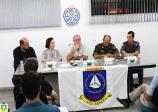 Veja como foi a reunião do Conselho de Segurança de São Vicente (1º Conseg) de 14 de fevereiro