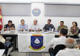 Participe das reuniões do Conselho de Segurança