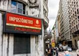 Impostômetro da ACSP registra R$ 1,7 trilhão nesta segunda-feira, 24 dias mais cedo do que ano passado