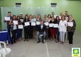 Presidente do Instituto Rompendo Limites aplica curso na sede da ACIESV