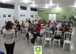 O curso de Manipulação de Alimentos é aplicado na sede da ACIESV
