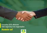 Consultas SCPC oferecem mais segurança nas negociações. Associe-se