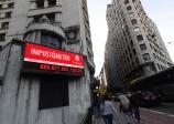 Impostômetro da ACSP alcança R$ 600 bilhões nesta segunda-feira (25/3), às 16 horas