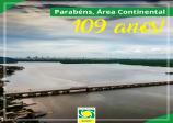 Parabéns, Área Continental de São Vicente!