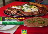 Veja os participantes do VI Festival Gastronômico