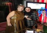 Presidente da ACIESV, Regina do Carmo, compareceu ao lançamento do livro