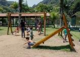 ''Férias no Parque'' agita o Parque Ecológico Engenheiro Tércio Garcia