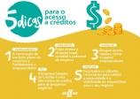 5 maneiras para facilitar o acesso ao crédito