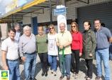 ACIESV participa de homenagens do Dia do Comerciante na Área Continental