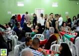 Noite da Pizza reúne mais de 200 pessoas